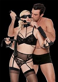 Luxury Bondage Kit - Black