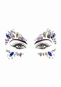 Dazzling Eye Sparkle  Bling Sticker