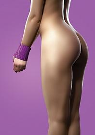 Silicone Rope - Purple