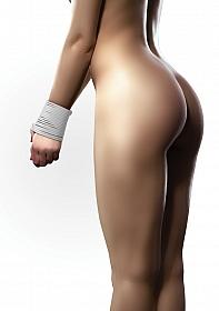 Silicone Rope - White