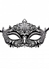 Princess Masquerade Mask - Black