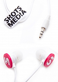 Shots Media Earbuds