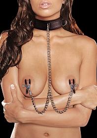 Velcro Collar - Black