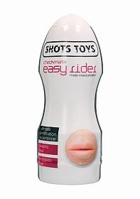 Easy Rider - Checkmate - Male Masturbator - Mouth