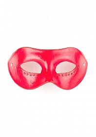 Diamond Mask - Red
