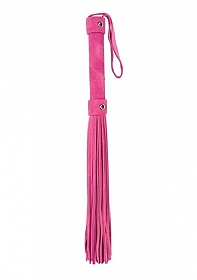 Small Whip - Suede - Pink