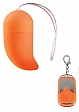 Vibrating G-spot Egg - Medium - Orange