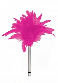 Feather Tickler - Pink