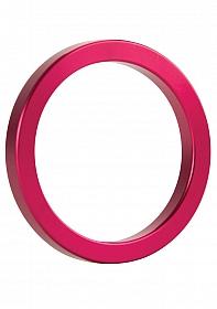 Metal Cockring - Pink