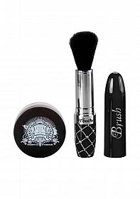Elite Powder Brush - Black