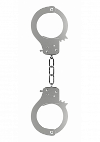 Prison Handcuffs - Metal