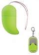 Vibrating G-spot Egg - Medium - Green