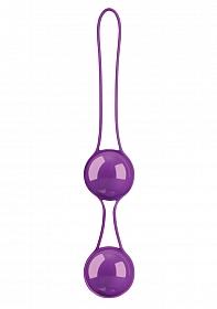 Pleasure Balls Deluxe - Purple
