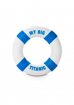Buoy - My Big Titanic - Blue