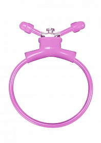 Adjustable Cockring - Pink