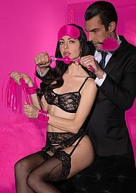 Intermediate Bondage Kit - Pink