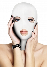 Subversion Mask - White