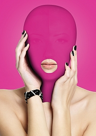 Submission Mask - Pink