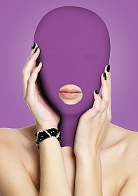 Submission Mask - Purple