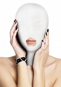 Submission Mask - White