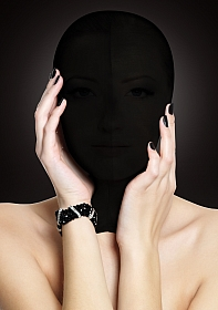 Subjugation Mask - Black