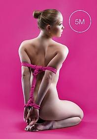 Japanese Rope - 5m - Pink